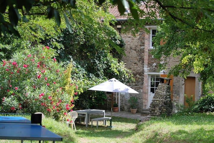 Gîte Rosa - Peyremale - House