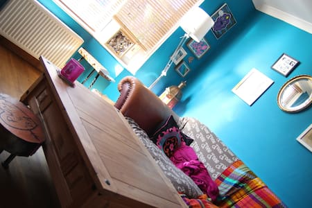 Tranquil getaway near Christchurch Park & Marina - Ipswich - Bed & Breakfast