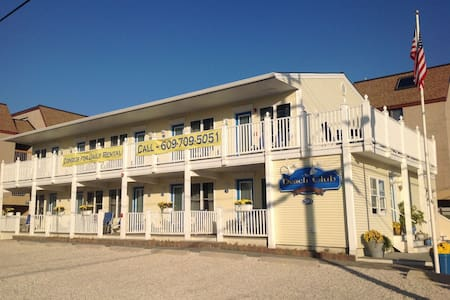 140' to entrance sandy beaches - Beach Haven - Condominium