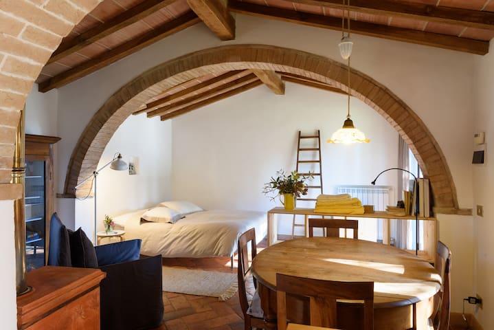 LA CASINA: your tiny cottage in Tuscany