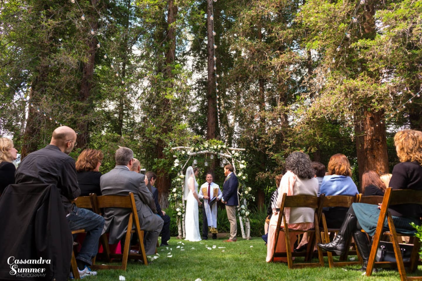 Country Garden Weddings at Greenhouse & Gardens - Guesthouses for ...