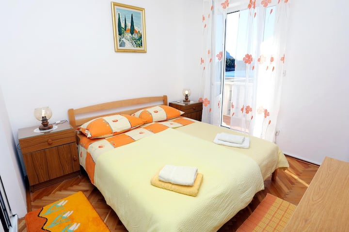Studio flat near beach Trstenik, Pelješac (AS-4570-d)