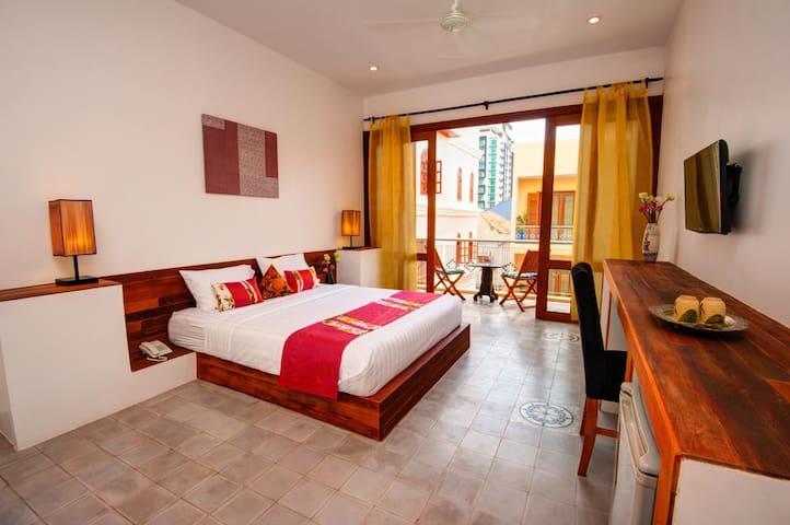 Superior Room,House Boutique Eco Hotel, Phnom Penh