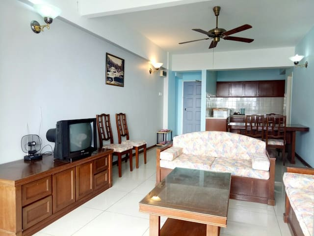 Comfy Home A232 (no cleaning fee) - Bukit Fraser - Huoneisto
