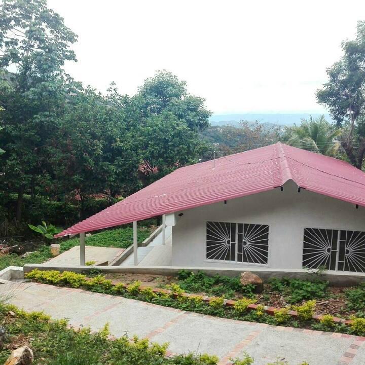 Cabaña privada en Villa ceci hospedaje vacacional