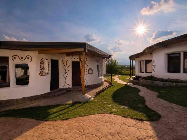 Cob Village 1