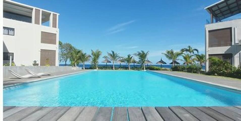 Villazur: a wonderful appartment to enjoy paradise