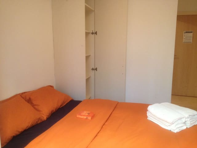 Cosy Ensuite Bedroom near City Centre - Dublin - Apartamento