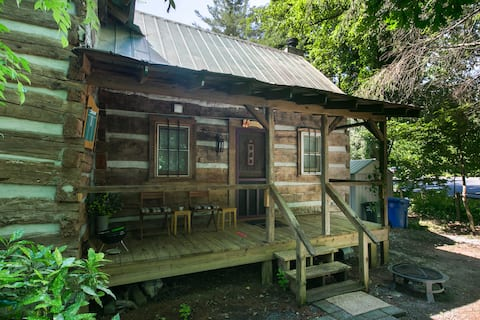 Semi-Secluded City Cabin