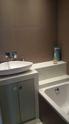salle de bain premier étage