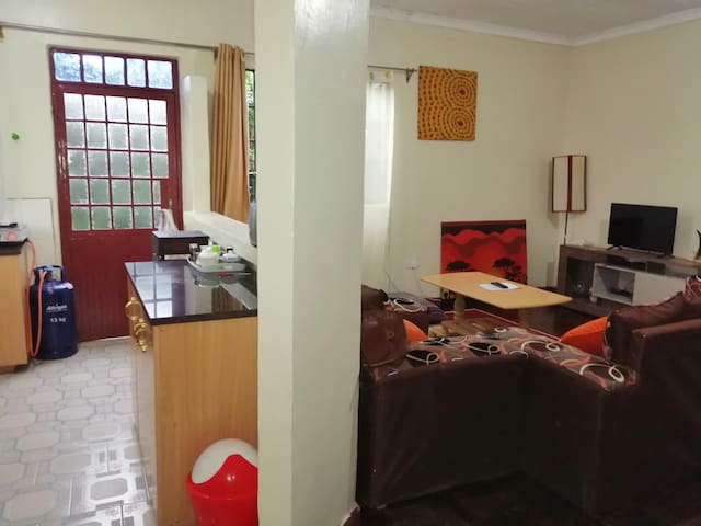 Two bedroom Guesthouse B in Nanyuki Town