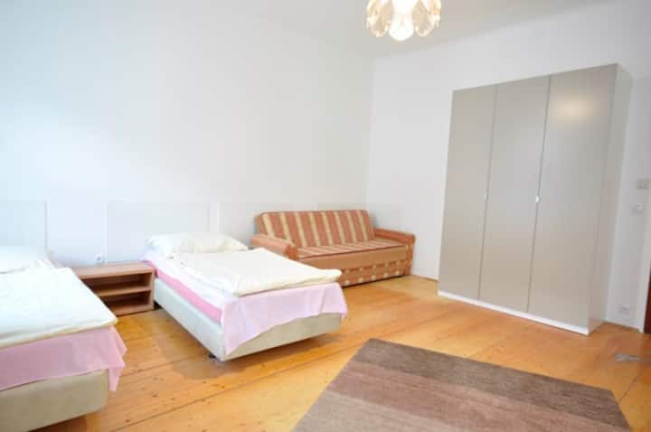 Holidays with a group?- perfect apartment
