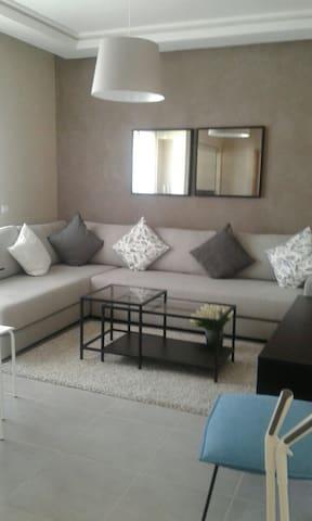 Appart Cosy Bouznika - 2 Chambres + Salon - Bouznika - Lägenhet