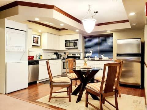 Private & Quiet 2 Bedroom basement suite