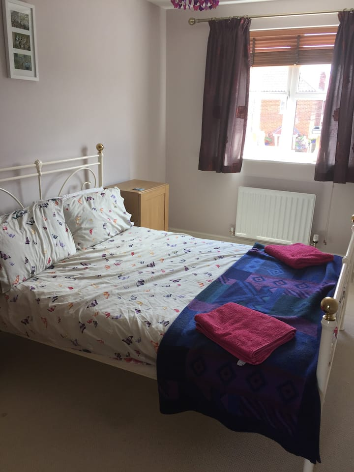 Will Scarlett  double room in Robin Hood country