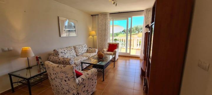 Apartamento Vinaroz-San Jorge Urb. Panoramica Golf