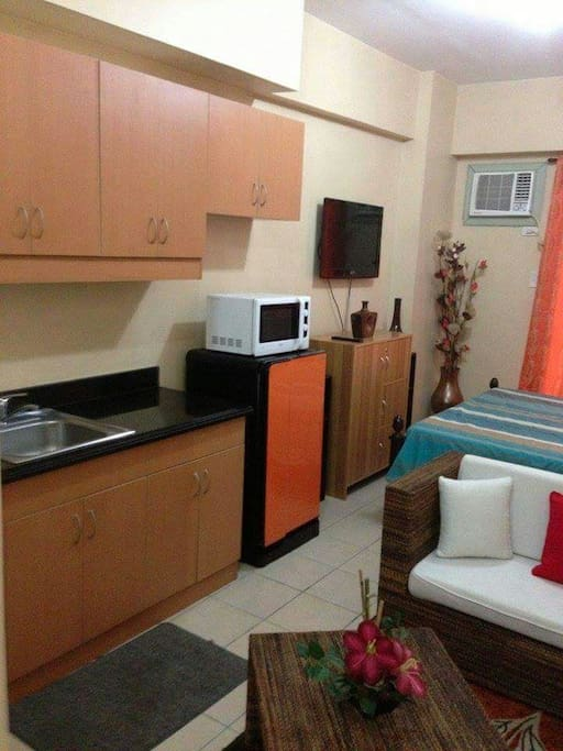 kitchen with oven and cooking stove