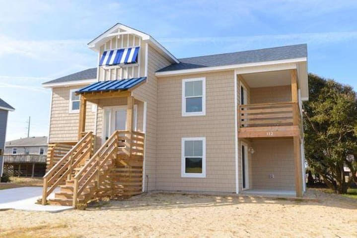 CJ's Hideaway! 500ft to Beach Access. Milepost 7.5 - Kill Devil Hills