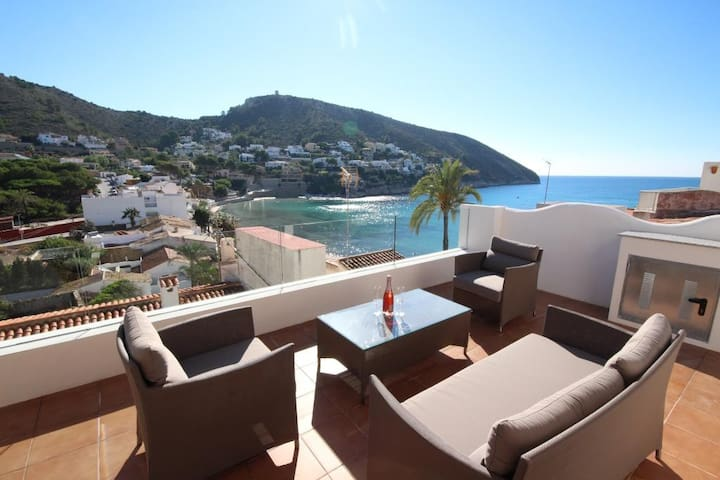 HMR Villas - Luxury Penthouse Guatipiti - Teulada - Apartment
