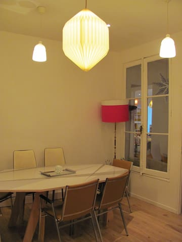 Loft dans le 8eme - Lovely - Paris - Loteng Studio