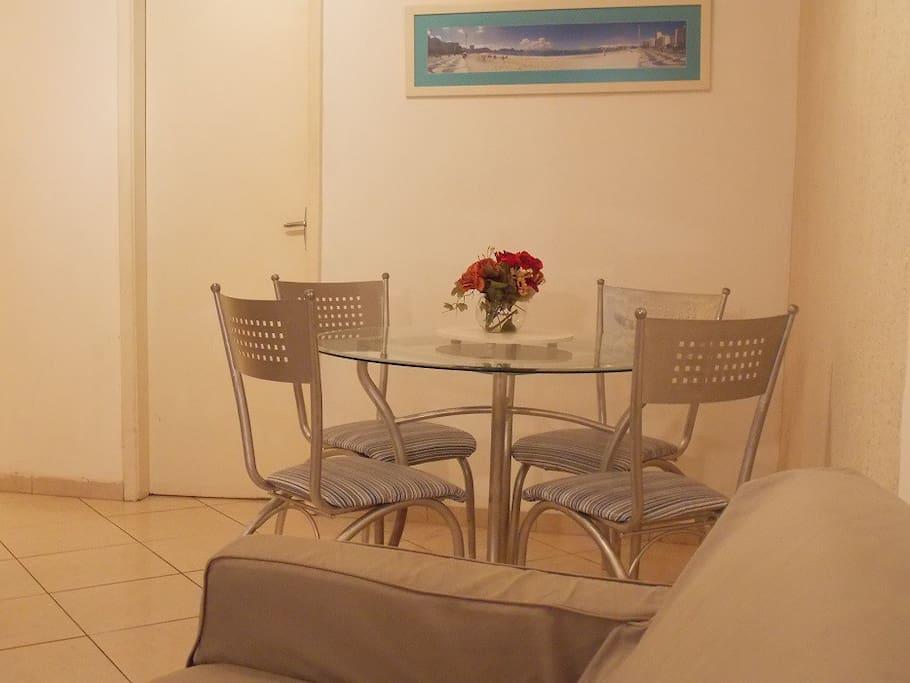 Sala (mesa de jantar)