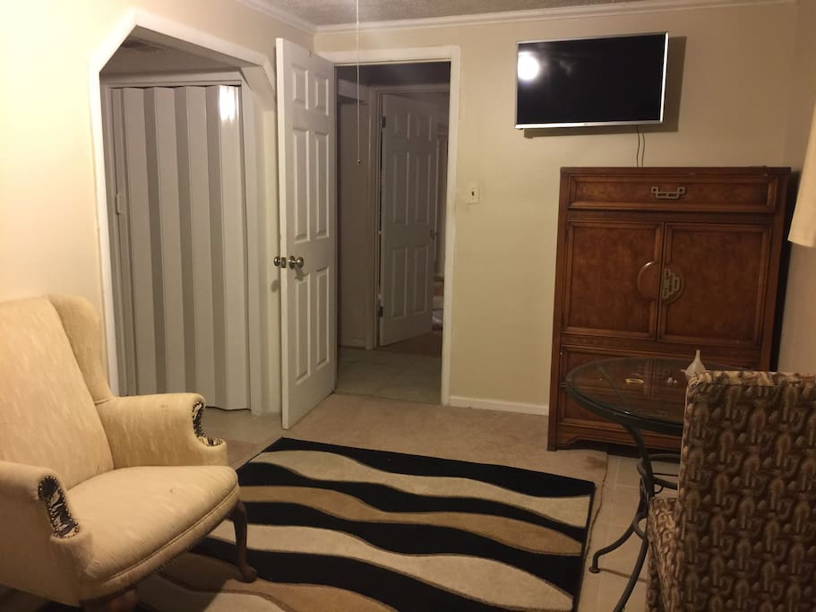 private bedroom-another view