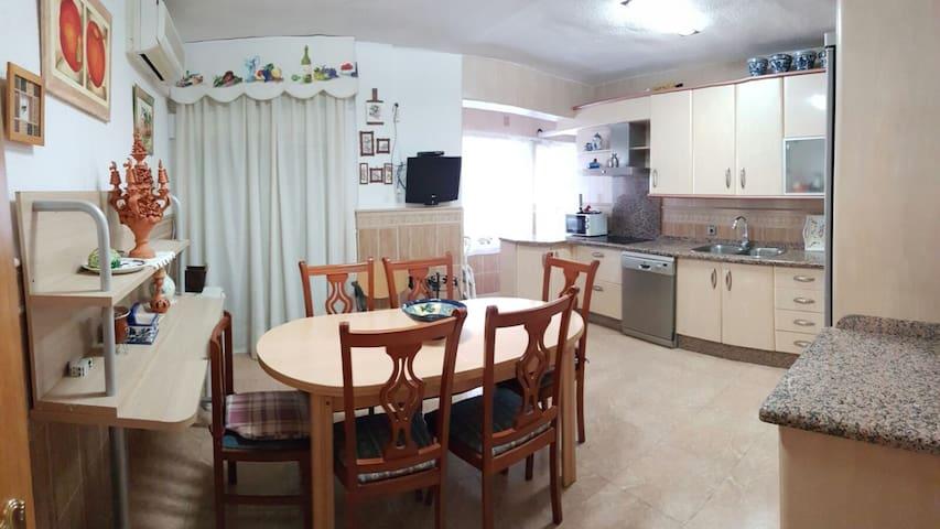 Apartamento em zona central - Arte e cultura - Guadix - Apartament