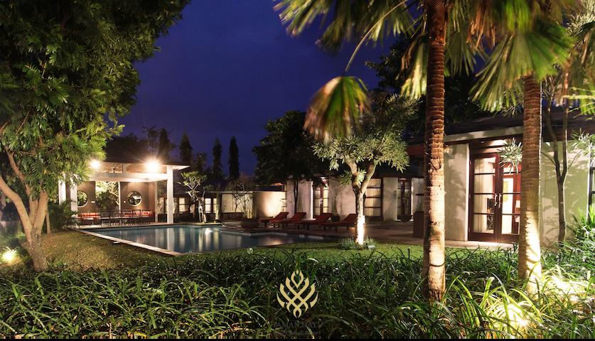 Luxury 4BR Villas Taman Dayu Resort