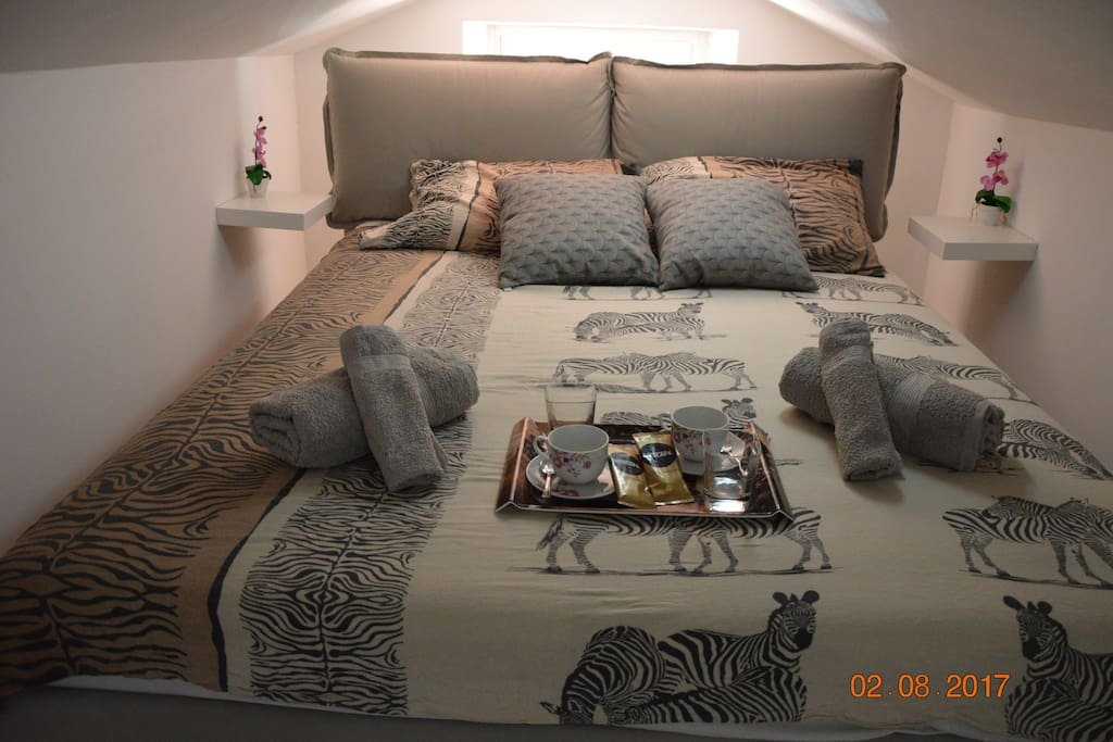 Bedroom - your accommodation