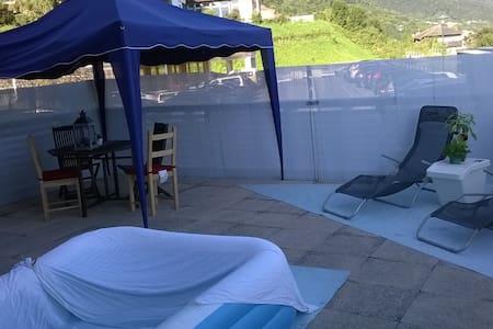 Appartement prés du lac léman et de la Suisse - Saint-Gingolph