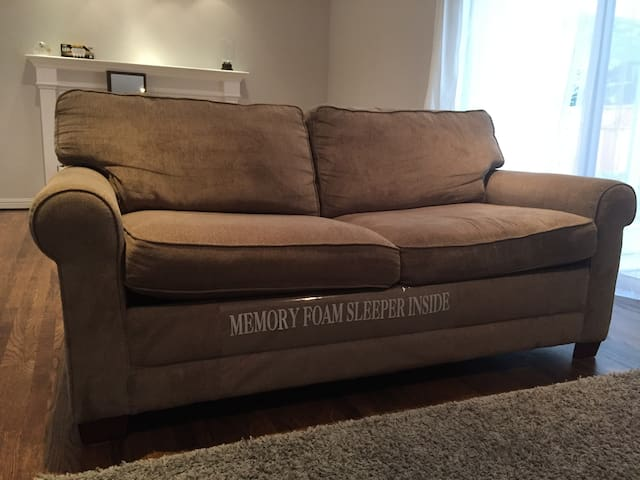 Just Like Your Own Place - Sofa Bed
