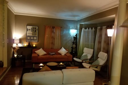 Immaculate & Cozy Getaway near Dulles Airport - Sorház