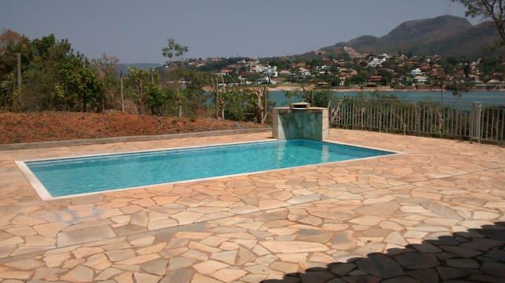 Rancho em Ponta do Sol, Capitólio MG