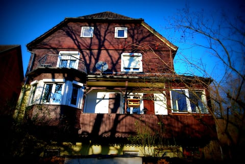 Nice friendly appartment in Ober Ramstadt