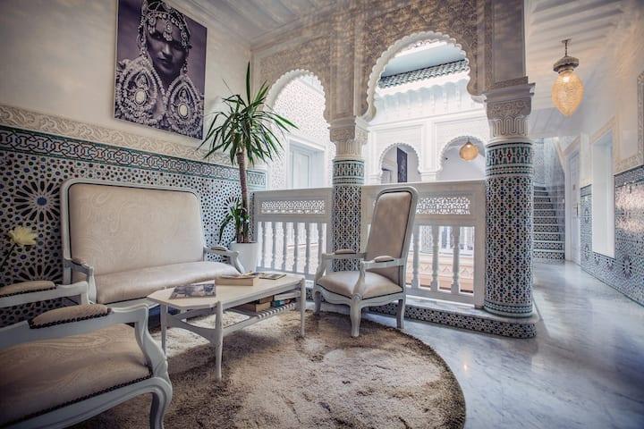 Riad de grand luxe Dar Grawa | Médina Jeema el Fna