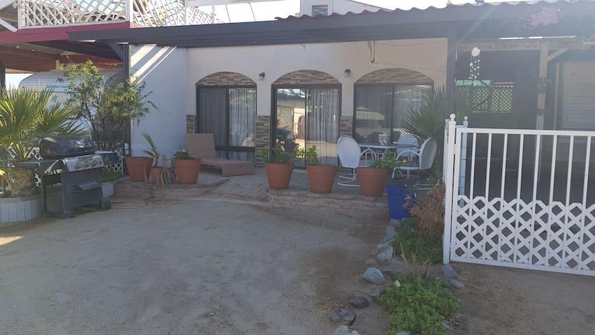 """""""Villa Delfin""""  frente al Mar de Cortez"""