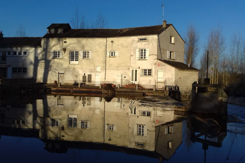 Moulin2Roues - The Water Mill