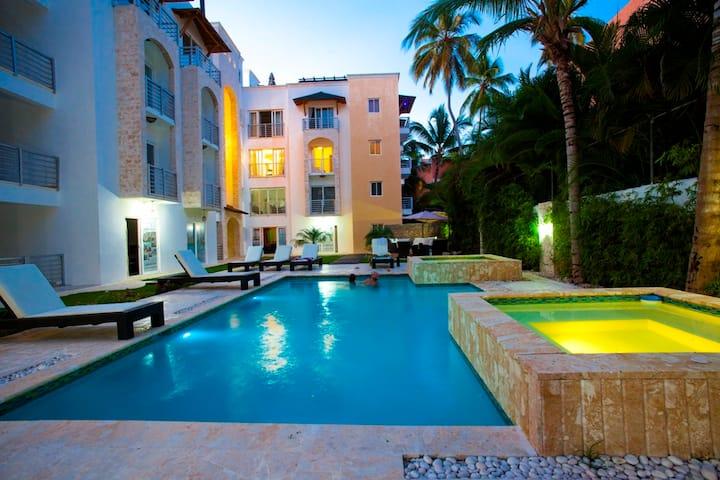 2 bedroom punta cana bavaro beach D2 exclusive suite