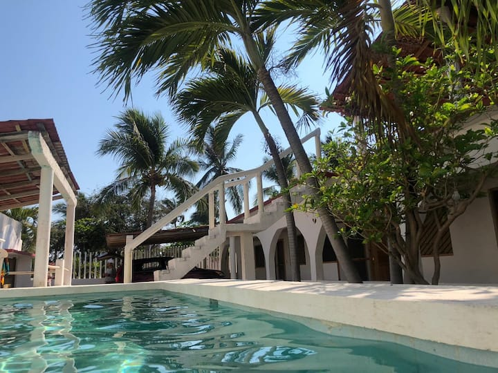 Hostal, Habitacion en Punta Diamante Acapulco