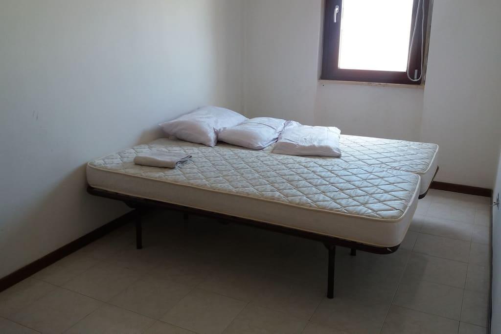 Camera con 2 letti
