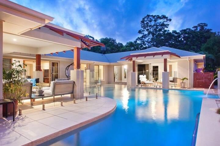 Luxury Home in Noosaville