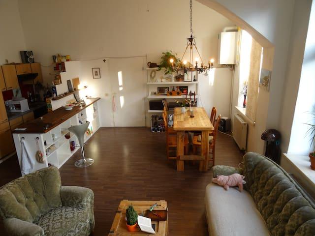 Großzügiges Studio in ruhiger Lage - Wien - Huoneisto