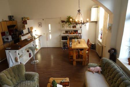 Großzügiges Studio in ruhiger Lage - Wien - Lägenhet