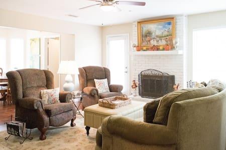 Single Bedroom, Quiet Home nearNASA - 休斯顿 - 独立屋