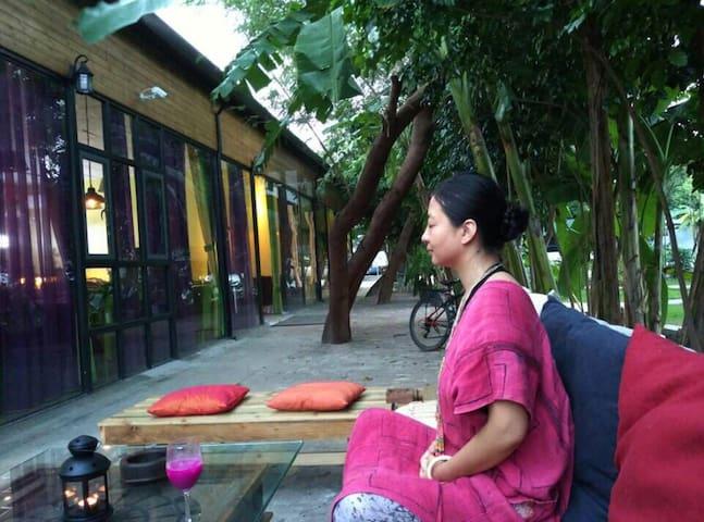 Aditi's house田园生活馆(1号) - Shenzhen - Hus