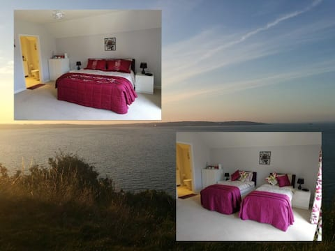 Spacious luxury room