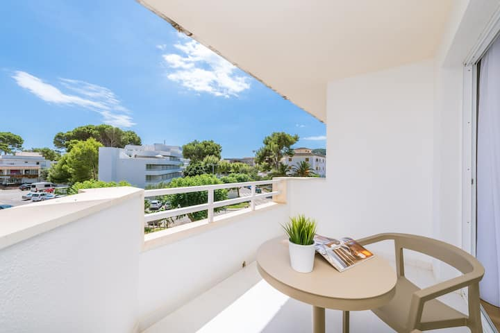 MASSANET (2C) - Luminous and modern apartment with a terrace, located just 250 meters from the beach. Free WiFi