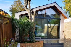 Modern+private+guest+house+in+Muswell+Hill