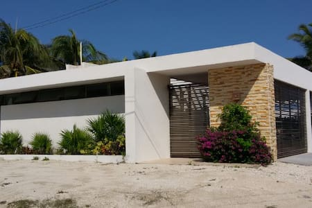 Casa en la playa, Puerto Chelem - Chelem - 一軒家