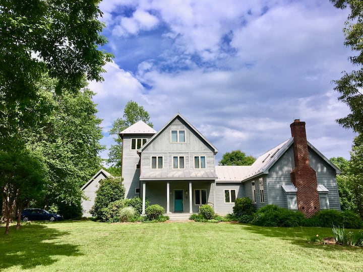Wildwood: Your Farm Stay near UVA in Barboursville
